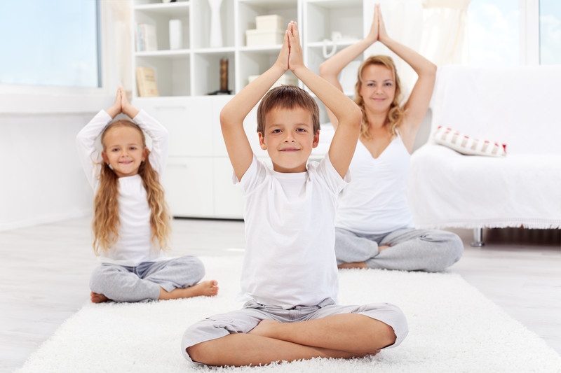 Yoga for Children: Simply stretching, religion or something else?